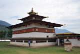 The Divine Madman (1455-1529) founded Chimi Lhakhang in 1499
