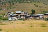 Bhutanese village - Lobesa