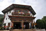 Zangdhopelri Hotel, Punakha