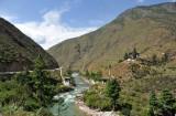 Road to Paro