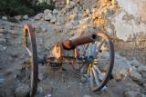 Old cannon, Suakin Island