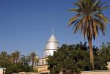 Tomb of the Mahdi, Omdurman's most famous landmark