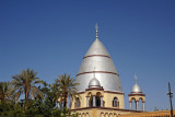 The Mahdi, Muhammad Ahmad bin Abdallah, lived 1844-1885