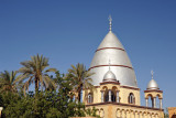 Omdurman - Mahdi's Tomb & Kalifa's House