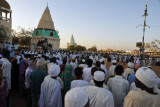 Friday afternoon gathering of Sufis, Omdurman