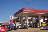 Nile Petroleum station in Khartoum North