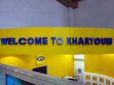 Welcome to Khartoum