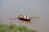...it seems as if the ancient technology of the oar has been lost - rowing with 2x4's