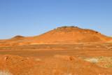Libyan Desert northwest of Khartoum