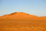 Libyan Desert, late afternoon, Sudan