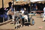 Our first small Sudanese town, we found El Daba interesting