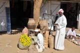 Shopping in El Daba Souq