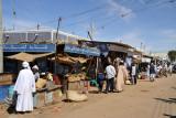 Walking around the El Daba Souq