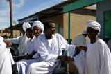 Sudanese men, El Daba