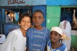 Kids in the El Daba Souq