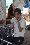 Boy on a bike, El Daba
