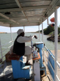 The Old Dongola Ferry Captain