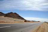The new road from Dongola to Wadi Halfa