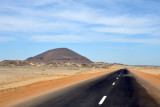 The new northern highway from Dongola to Wadi Halfa
