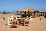 Terrace of the Sudan Red Sea Resort
