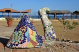 Sudan Red Sea Resort - mosaic camel