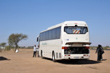 Rest stop between Al Gedarif and Wadi Madani, Sudan