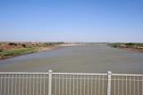 Crossing the Blue Nile at Wadi Medani