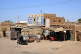 From Wadi Medani northward, no more thatched rondavel villages