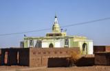A rather different mosque - Gezira, Sudan