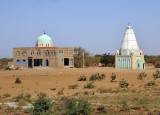 Tomb and mosque, Gezira