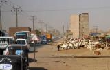 Arriving in Khartoum