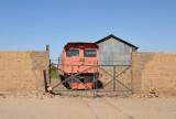 Locomotive - Sudan Railways, Atbara