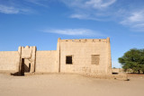 An old abandoned Nubian house