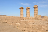 Sesibi was founded by the Egyptians during the XVIII Dynasty (14th C. BC)
