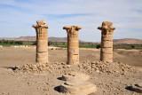 Akhenaten, the Heretic King, worshiped the Aten (the sun disk), establishing the world's first monotheistic religion