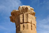 One column of the Temple of Sesibi