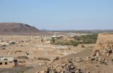 Climbing Jebel Sesi