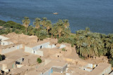 Timeless Nubian village on the banks of the Nile, Sesibi
