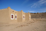 The new guesthouse at Sesibi