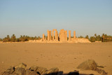 Ancient Egyptian Temple of Soleb, XVIII Dynasty