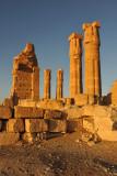 Temple of Soleb - Lotus Columns
