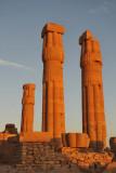 Lotus columns, Temple of Soleb