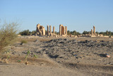 Temple of Soleb the next day