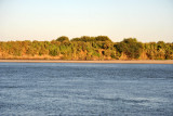 Looking across from Soleb to the East Bank of the Nile