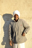 Head of the Nubian Guesthouse, Soleb