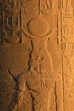 Column carvings detail, Temple of Soleb