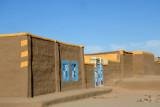 West bank Nubian village between Sedeinga and Sai Island