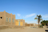 West bank Nubian village, northern Sudan