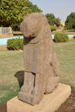 Sculpture garden, Sudan National Museum