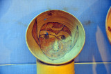 Painted pottery bowl from Faras